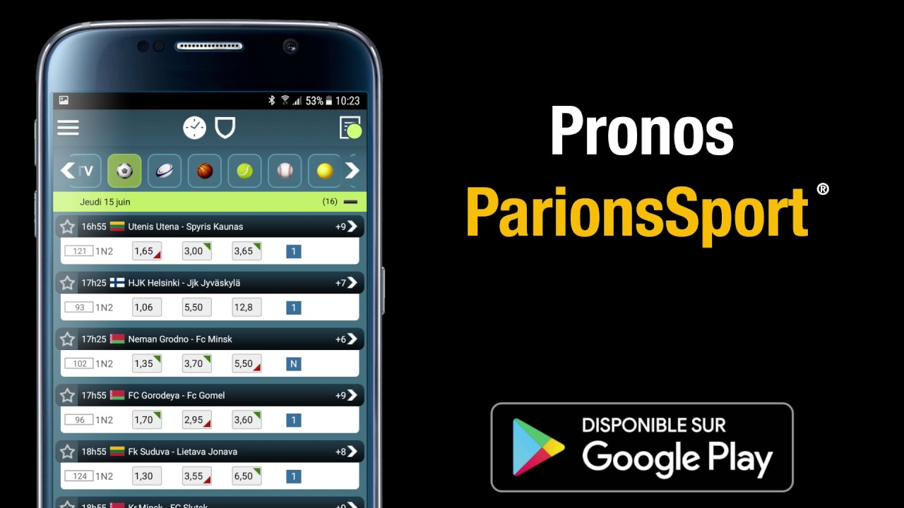 Android Pronosoft